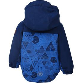 Color Kids Dion Mini Padded Jacket Kids Blue Sea